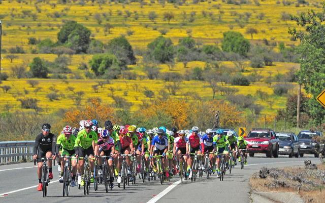 Ciclismo Ruta Linares 2016 Foto Bill Torres 3
