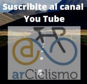 Suscribite a nuestro canal de You Tube