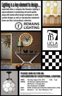 Remains Lighting is Almost Sold Out! | Architecture ...