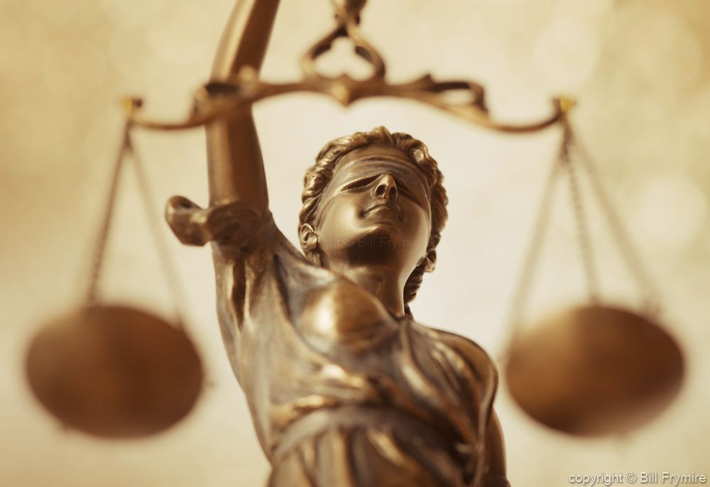 Image result for justice is blind with scales, photos