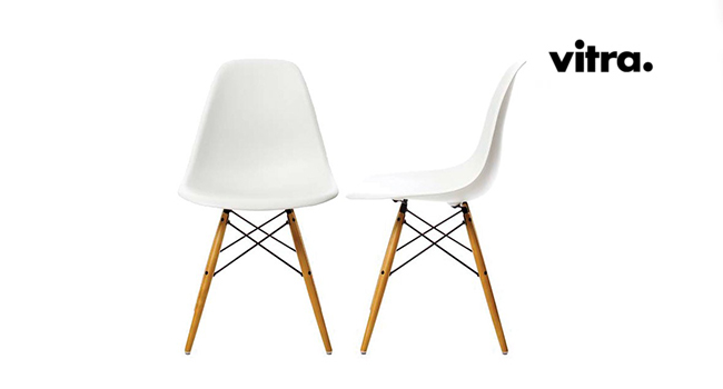 charles eames and eero saarinen developed the organic chair in 1941.they created the design for the organic design in home furnishings competition organized by the museum of modern art in new york. Sedia Dsw Eames Off 71