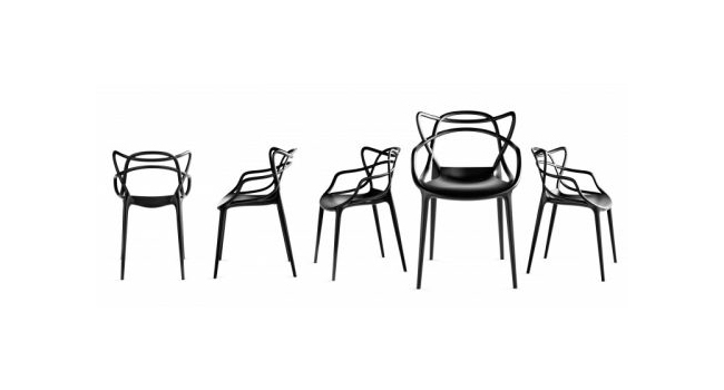 Chaise Kartell Master Pas Cher | Chaises Kartell Masters ...