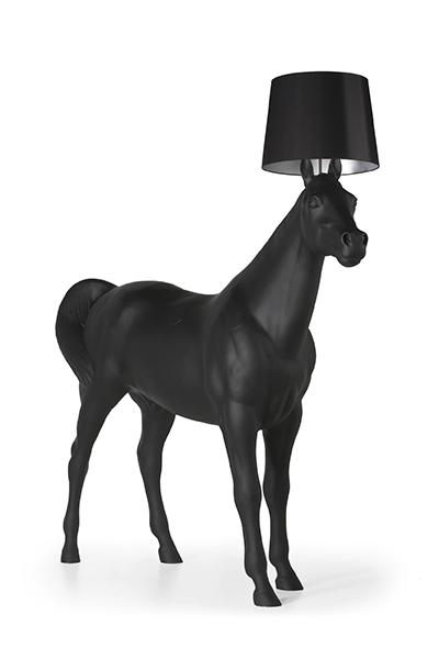 MOOOI  HORSE Moooi lampada a forma di cavallo