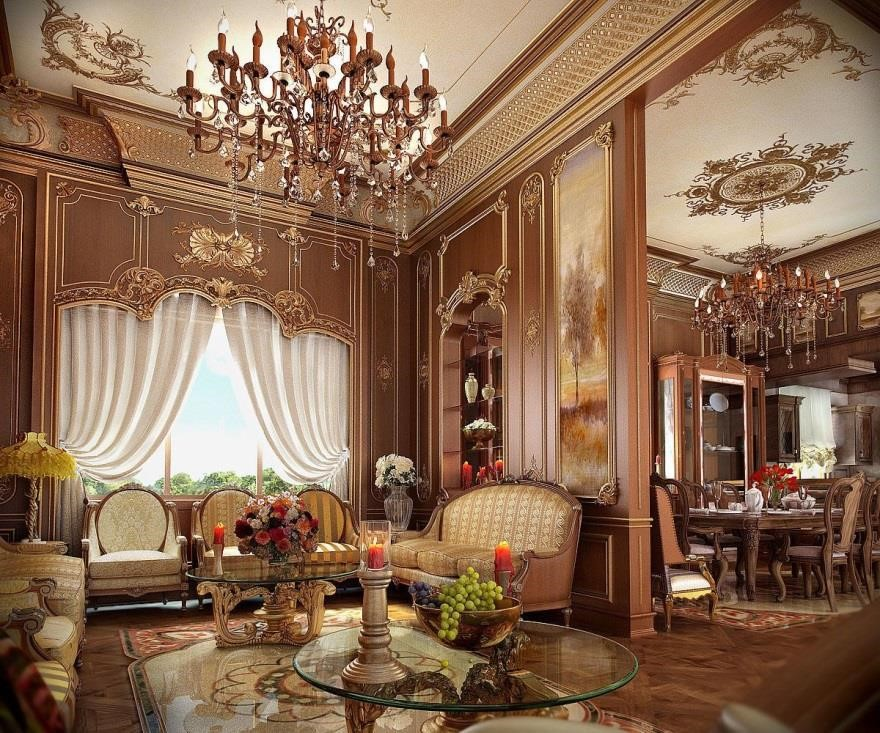 Magnificent Victorian Dining Rooms That, Victorian Dining Room