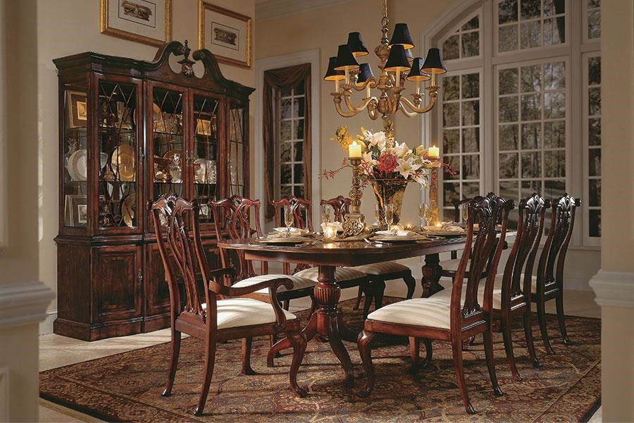 Magnificent Victorian Dining Rooms That, Victorian Style Dining Room Setup