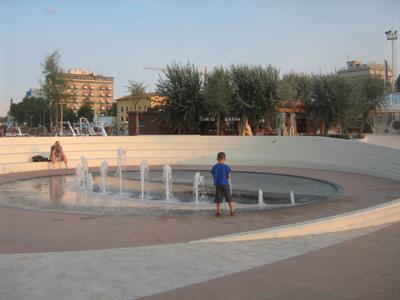 pulizia bagni pubblici  Arcobaleno Cattolica