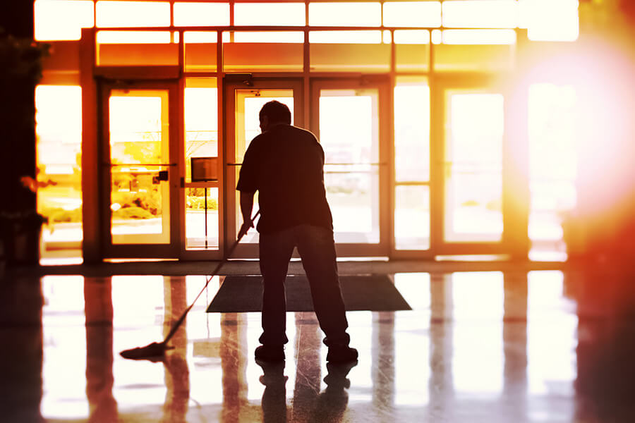 Janitorial Services image - Janitorial Services