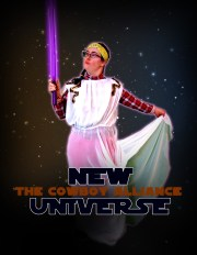 Lizzy-New Universe Poster