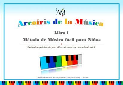 Método de música sencillo y divertido para niños pequeños.