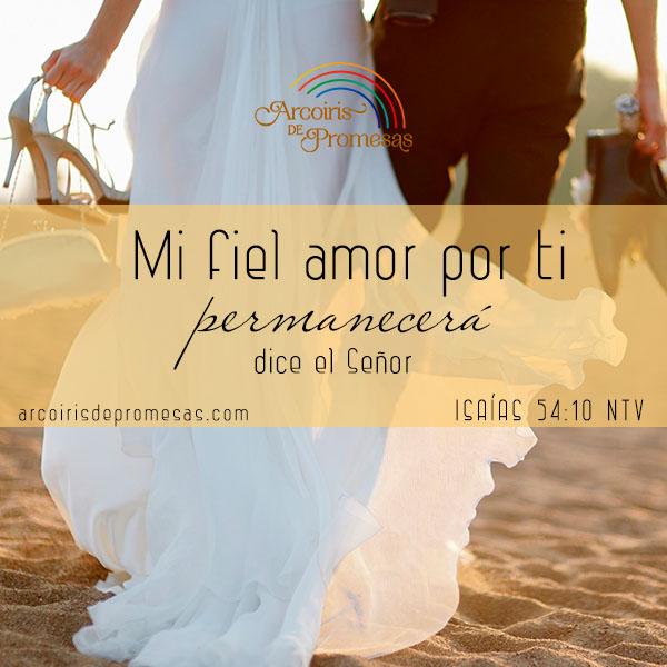 una promesa de amor eterno promesas de dios