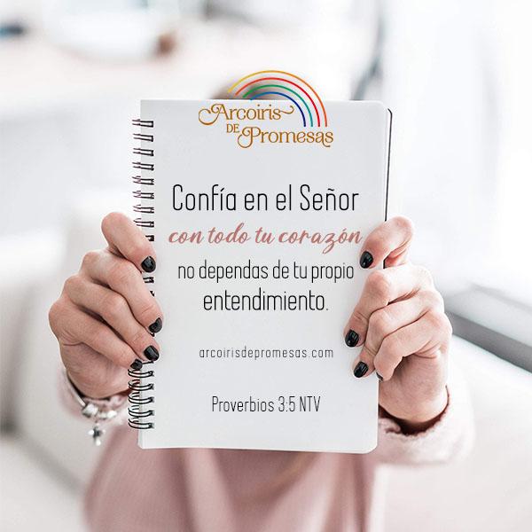 como desarrollar la confianza en dios enseñanzas cristianas para mujeres