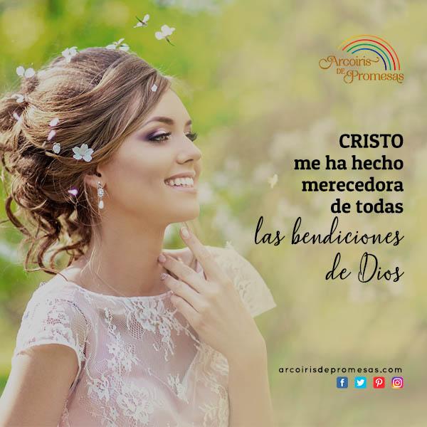 no me siento digna de Dios mensaje de aliento para la mujer cristiana
