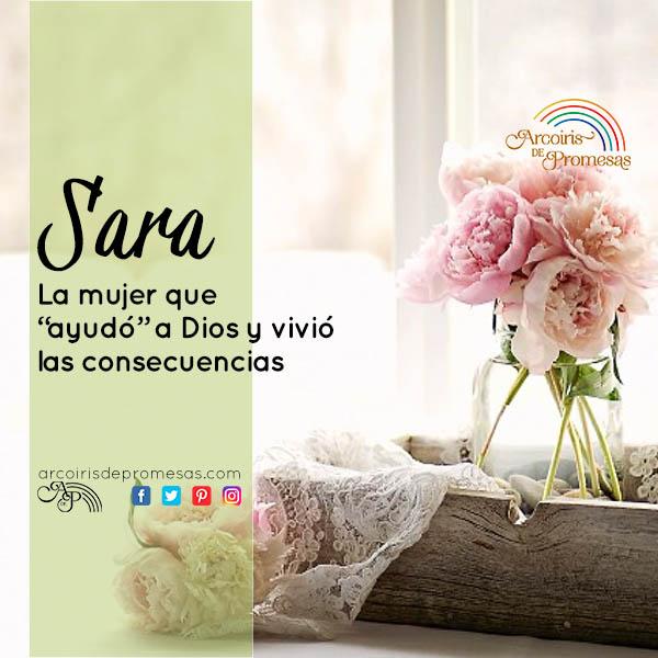la historia de sara segunda parte enseñanza biblica para mujeres