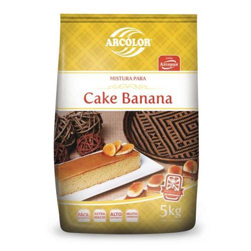 Mistura para Cake Banana