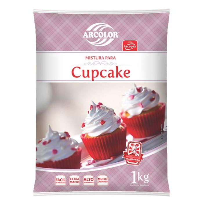 Mistura para Cupcake Neutro