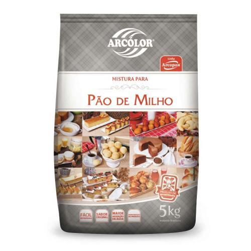 Mistura para Pão de Milho