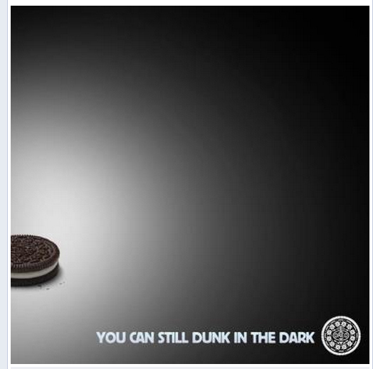 Oreo Lights Out