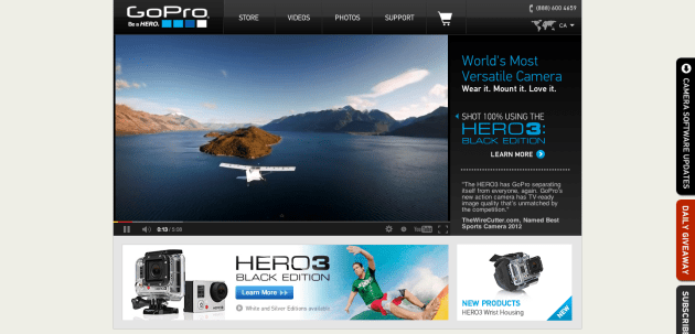 GoPro Official Website  The World s Most Versatile Camera