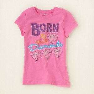 the childrens place born to wear diamond