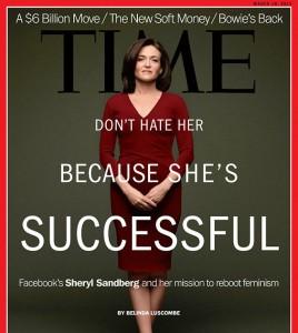 Sheryl Sandberg backlash