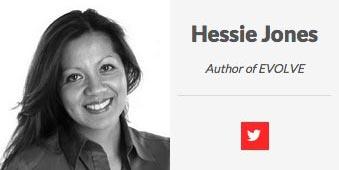 Hessie Jones - Author of Evolve
