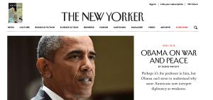 The New Yorker WordPress