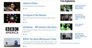 bbc america wordpress