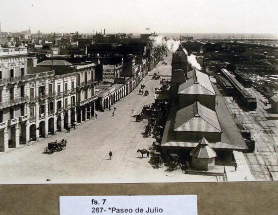 CALLE ALEM PASEO DE JULIO