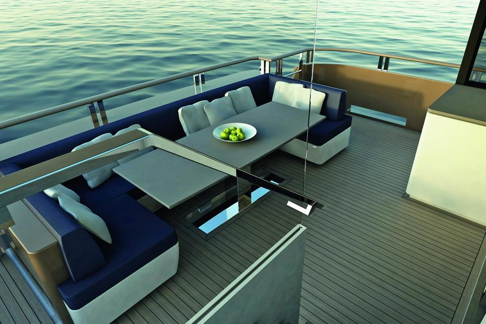 Drettman DEY 24 Equipment Arcon Yachts