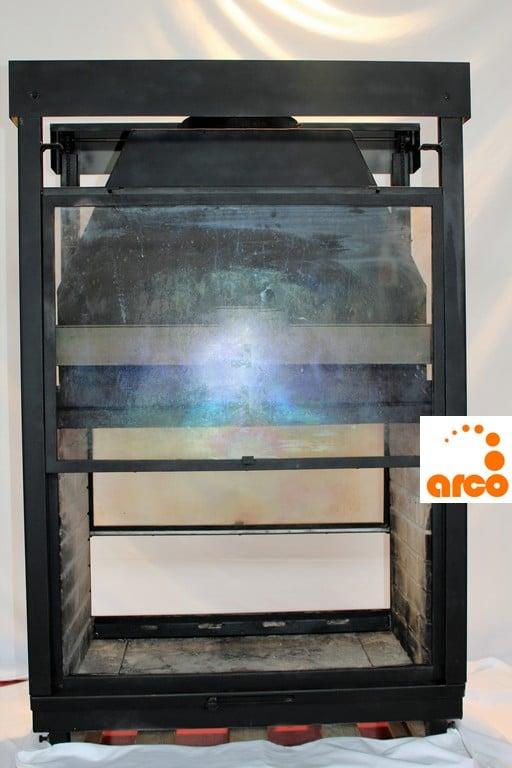 Monoblocco a legna bifacciale usato  Arcoricambi