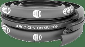 silicone custom imprint with logo