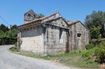 Capela de São João Baptista da Comenda, Távora Santa Maria