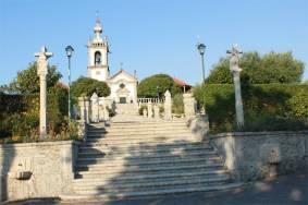 Sntuário da Srª da Piedade, Távora Santa Maria