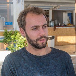 George - Co-Editor/Writer