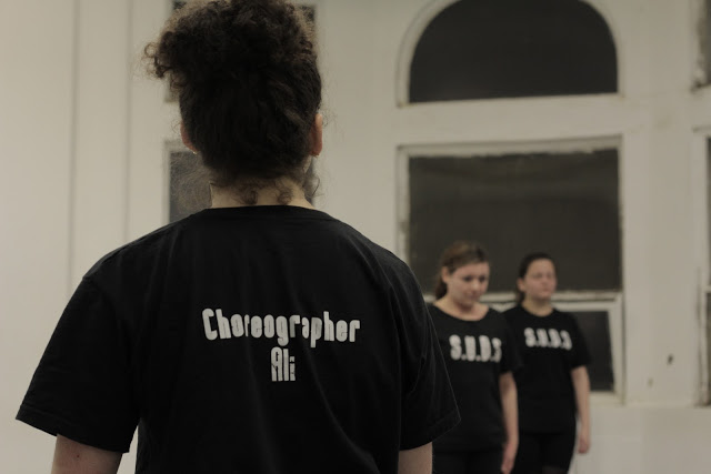 Telling stories on stage with Salford University Dance Society