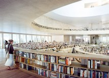 Herzog & De Meuron Revelam Nova Biblioteca Israel - Arcoweb