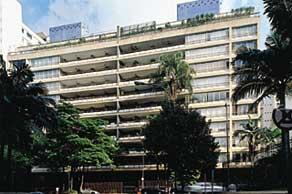 Andrade Morettin Apartamento no edifcio Prudncia So