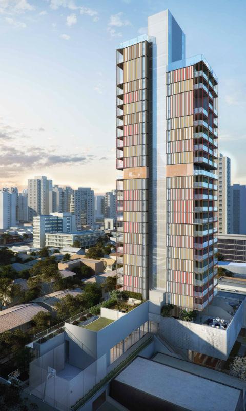 b720 Edifcio residencial Forma Itaim So Paulo  ARCOweb