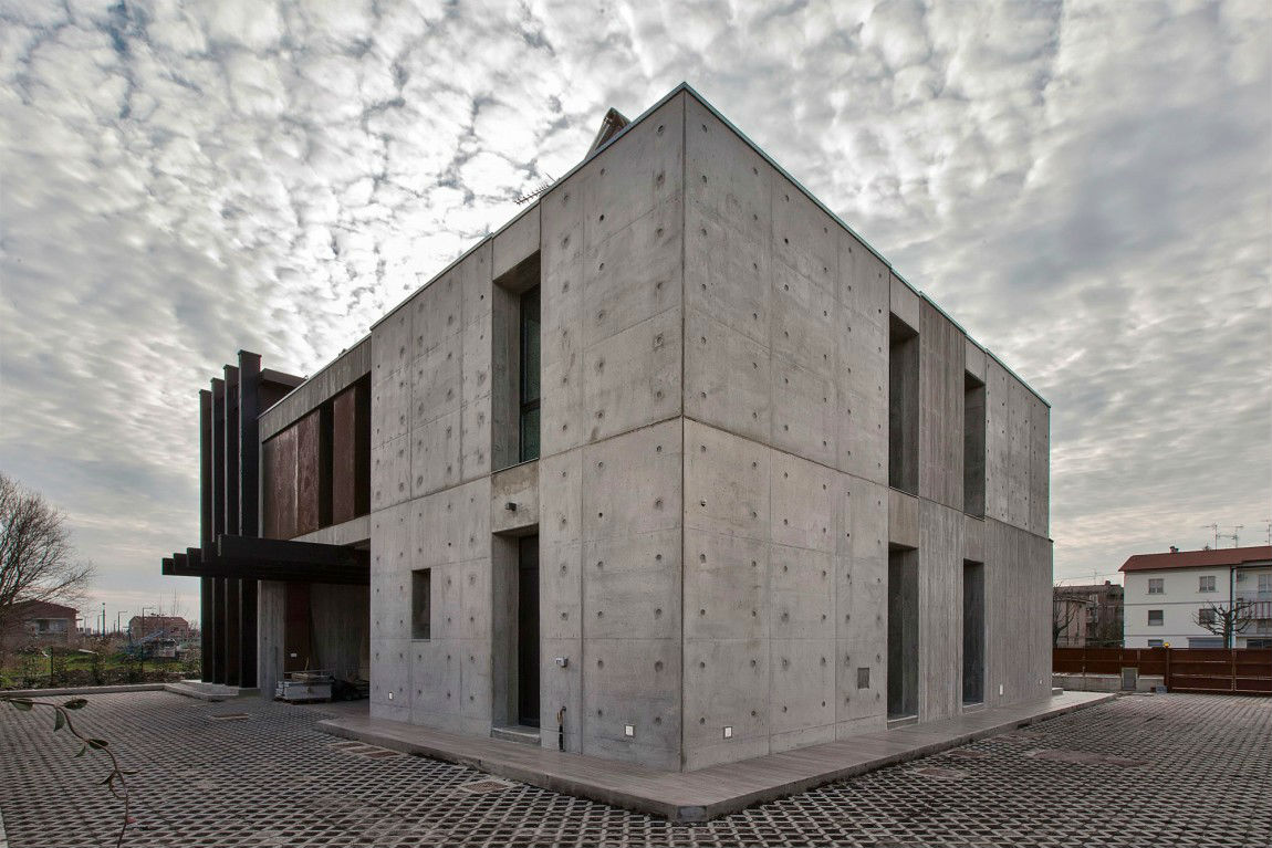 Casa do Dia Giraldi Associati Architetti  ARCOweb