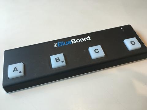 iRig Blue Board-音楽テクノロジーの変化