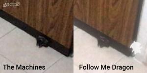 Camera stream video quality differences