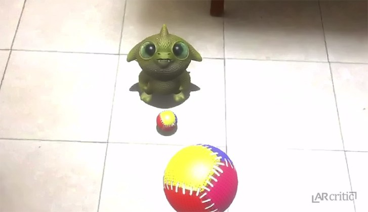 Follow Me Dragon game screenshot