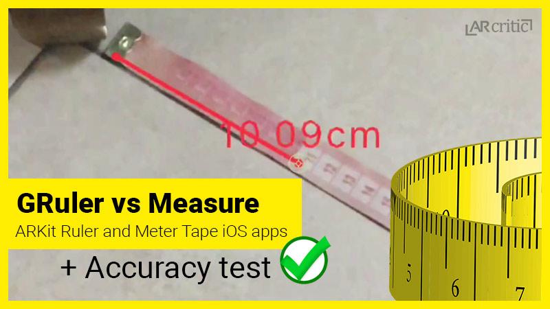 Tape Measure Test >> Measure Vs Gruler Arkit Ruler And Meter Tape Ios Apps