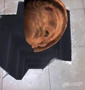 AMON hole in the floor