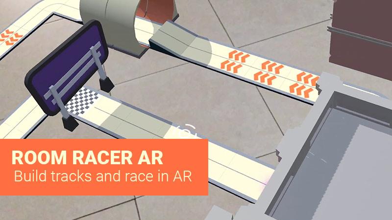 Room Racer AR