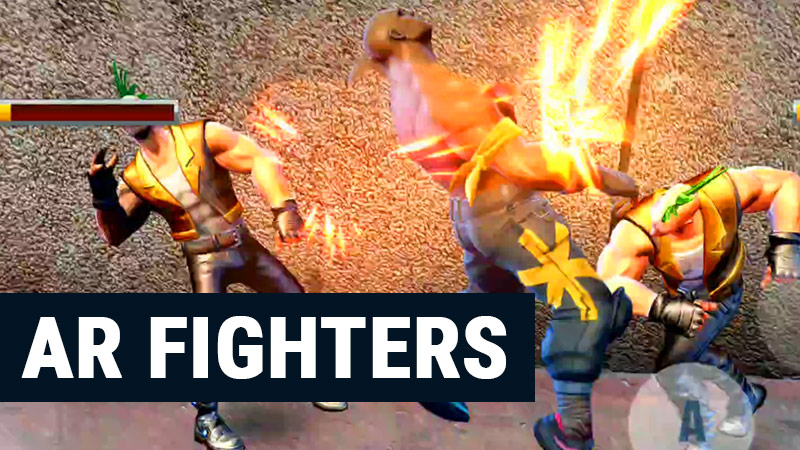 AR Fighters