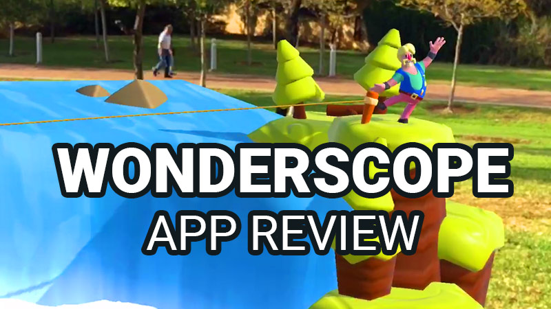 Wonderscope App Review