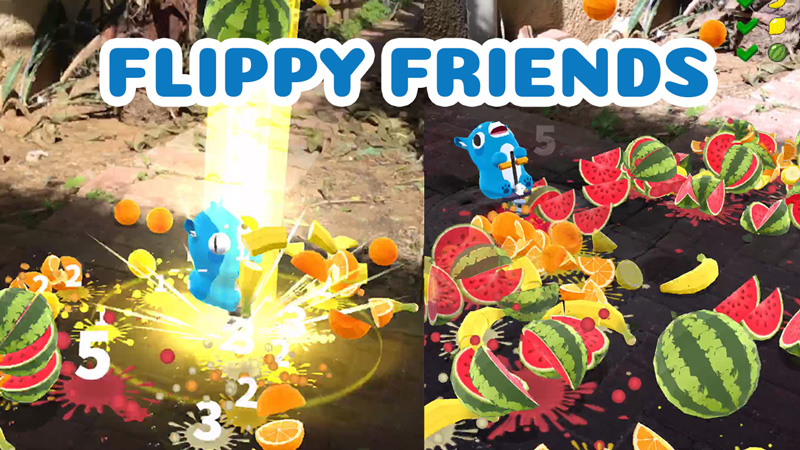 Flippy Friends