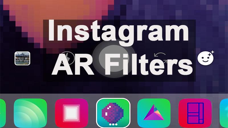 Instagram AR filters