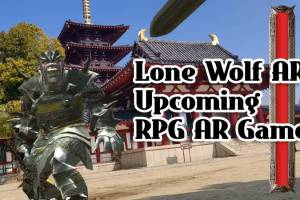 Lone Wolf AR – RPG Game in Augmented Reality Intro App Review